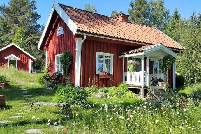 Bild: 4 rum villa på Borum Dammsätter 1, Söderköpings kommun Stegeborg