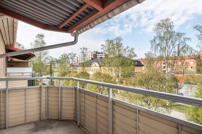 Bild: 3 rum bostadsrätt på Kyrkgatan 11A, Östersunds kommun