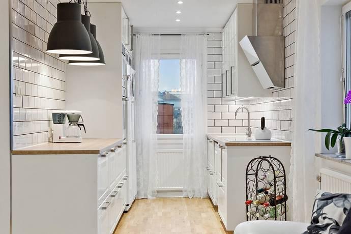 Bild: 4 rum bostadsrätt på Bangatan 12, Södertälje kommun Centrala Södertälje