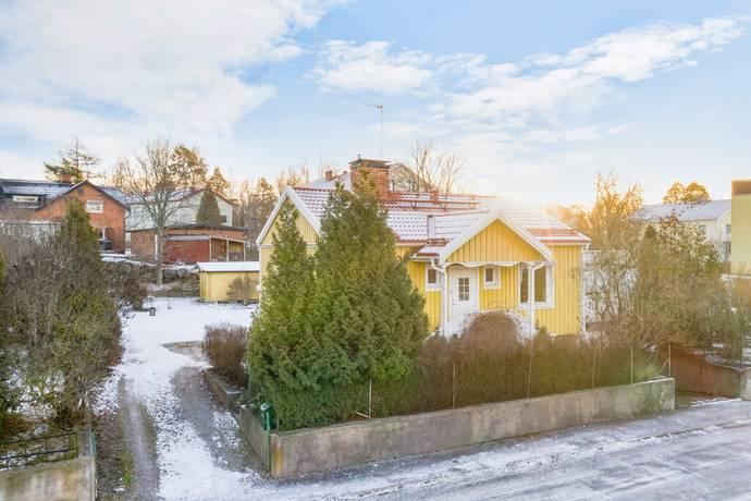 Bild: 5 rum villa på Riktargatan 46, Eskilstuna kommun Torshälla
