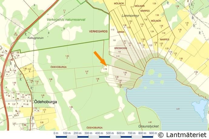 Faro Odehoburga 1 18 I Faro Gotland Aganderatt Till Salu Hemnet