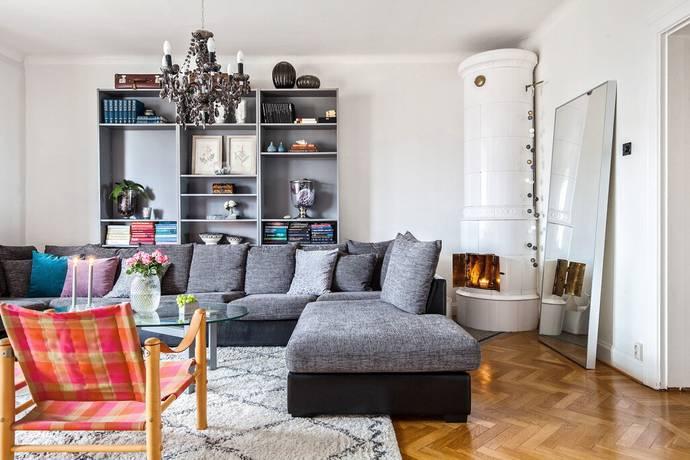 Bild: 4 rum bostadsrätt på Ödmanssonsgatan 46, Landskrona kommun Öster