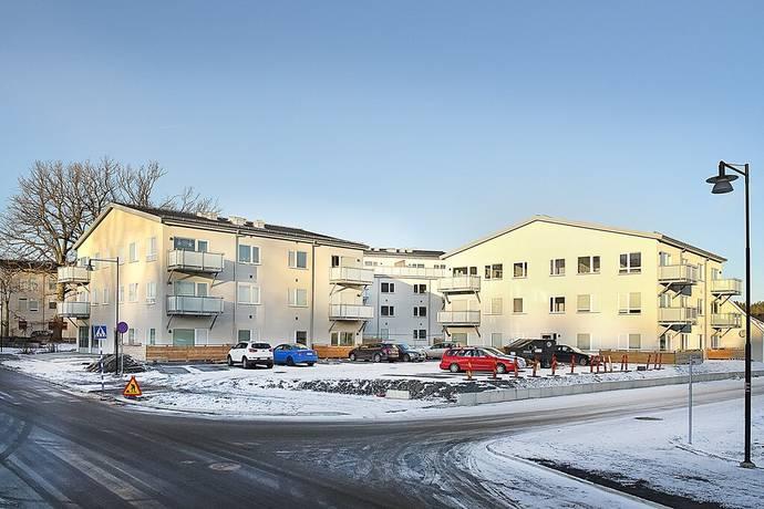 Bild: 3 rum bostadsrätt på Glasbygatan 3E, Södertälje kommun Glasberga Sjöstad
