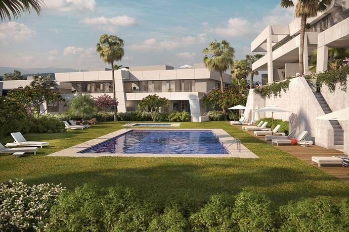 Bild: 4 rum bostadsrätt på Townhouse i Rio Real, Spanien Marbella - Rio Real