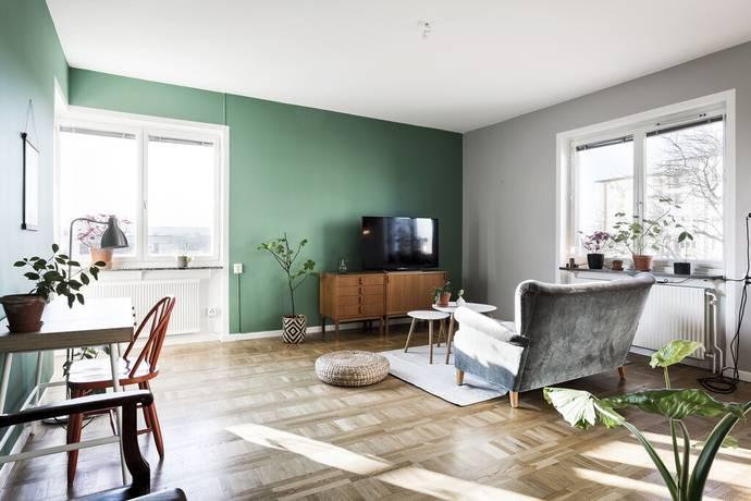 Bild: 2,5 rum bostadsrätt på Pokalvägen 3, Stockholms kommun Södermalm/ Reimersholme