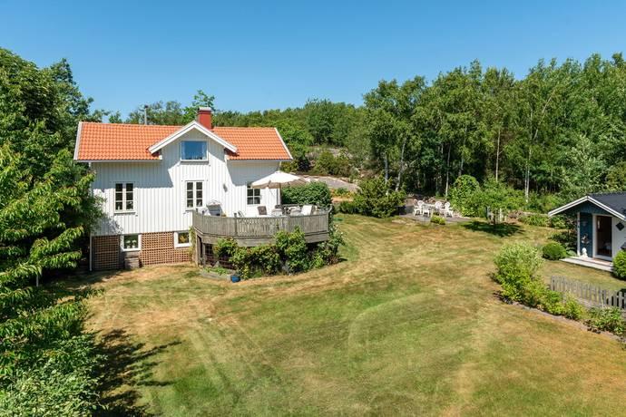 Bild: 4 rum villa på Bro-Fiskebäck 103, Lysekils kommun Härnäset