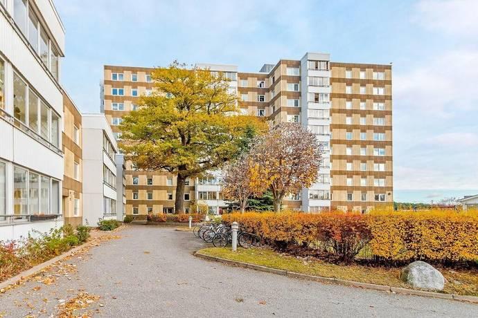 Bild: 3 rum bostadsrätt på Bangatan 26, Södertälje kommun Centrum