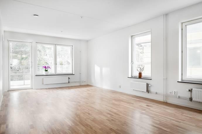 Bild: 4 rum bostadsrätt på Lämmelgränd 5, Stockholms kommun Bromma Stora Mossen