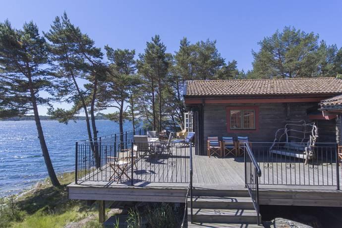 Bild: 4 rum fritidshus på Nåttarö Korsskär 1, Haninge kommun Nåttarö - Korsskär