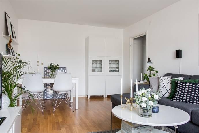 Bild: 2 rum bostadsrätt på Hagtornsvägen 13, Kristianstads kommun Vilan, Odal