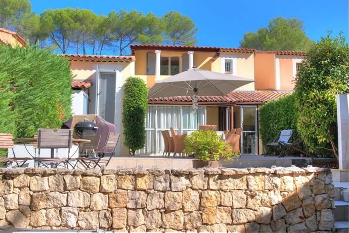 Bild: 4 rum fritidshus på Valbonne, Frankrike Franska Rivieran