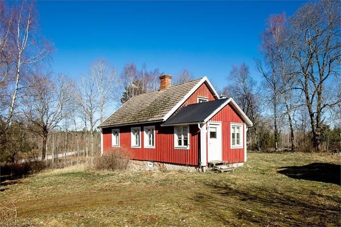 Bild: 4 rum villa på Skräddaremåla Sällehöjd , Tingsryds kommun Rävemåla