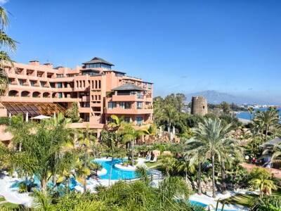 Bild: 3 rum bostadsrätt på Penthouse,  Estepona - Costa del Sol (All), ES, Spanien Valle Romano