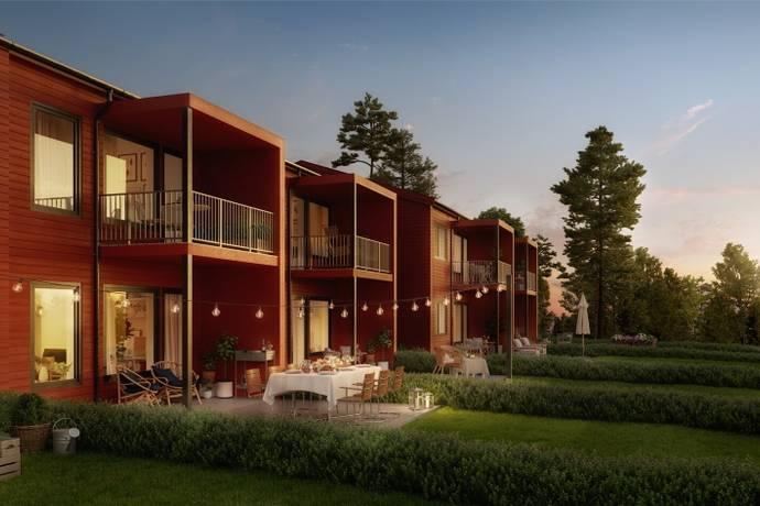 Bild från Furuhall - Brf Hills Lanesund