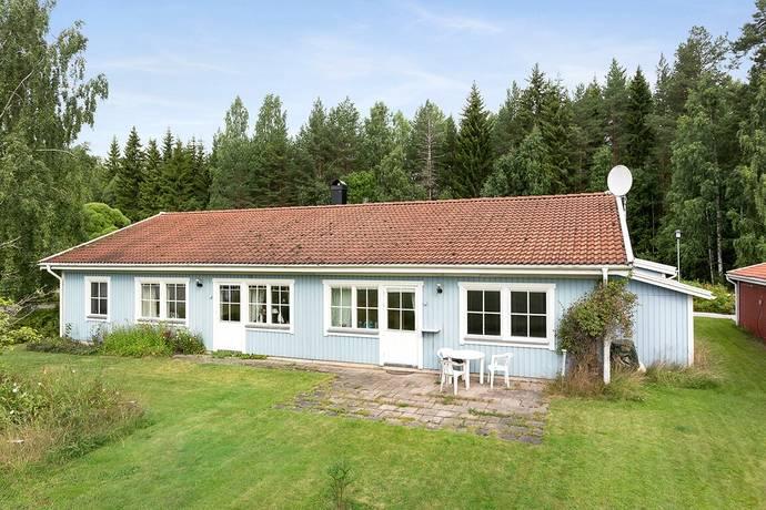 Bild: 5 rum villa på Skolbacken 19, Söderhamns kommun HOLMSVEDEN