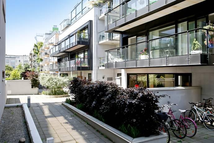 Bild: 2 rum bostadsrätt på Vimpelgatan 21, Malmö kommun Västra Hamnen