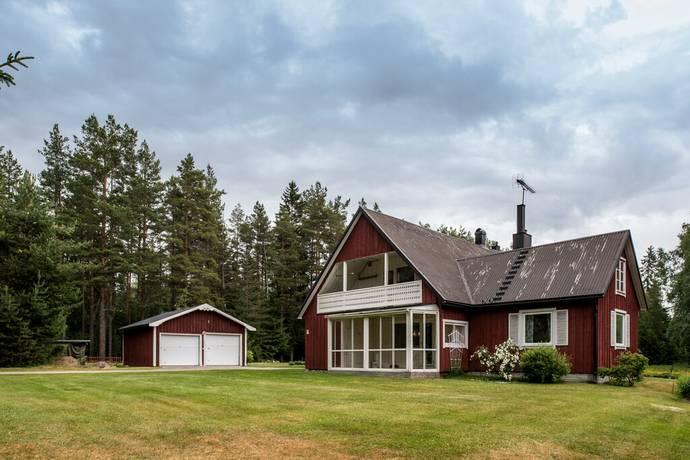 Bild: 6 rum villa på Björnbäcken Sjövästavägen 29, Ljusdals kommun