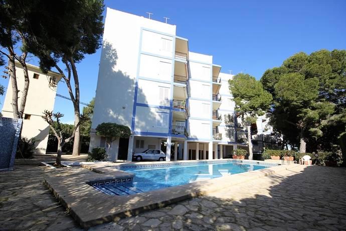 Bild: 3 rum bostadsrätt på Lägenhet på Las Rotas  Denia, Spanien COSTA BLANCA - DENIA