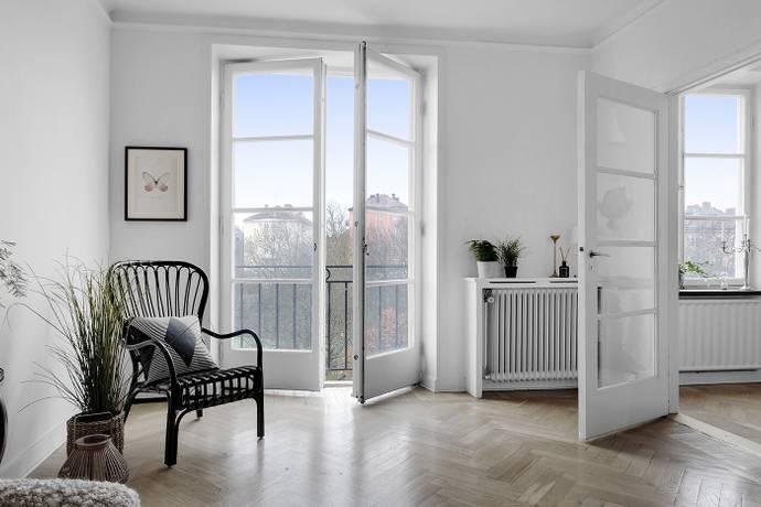 Bild: 2 rum bostadsrätt på Ringvägen 153, 4 tr, Stockholms kommun Södermalm Katarina