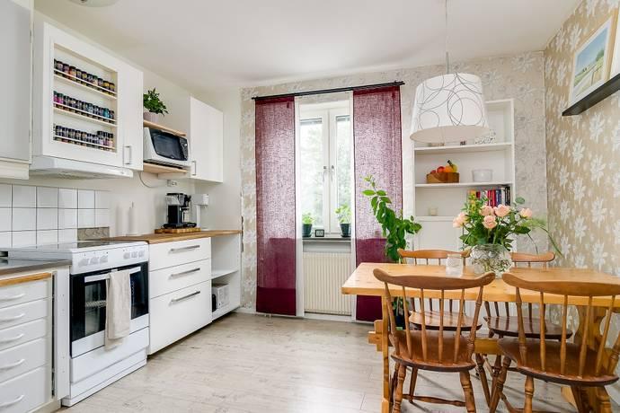 Bild: 1 rum bostadsrätt på Femte Tvärgatan 17 B, Gävle kommun Brynäs