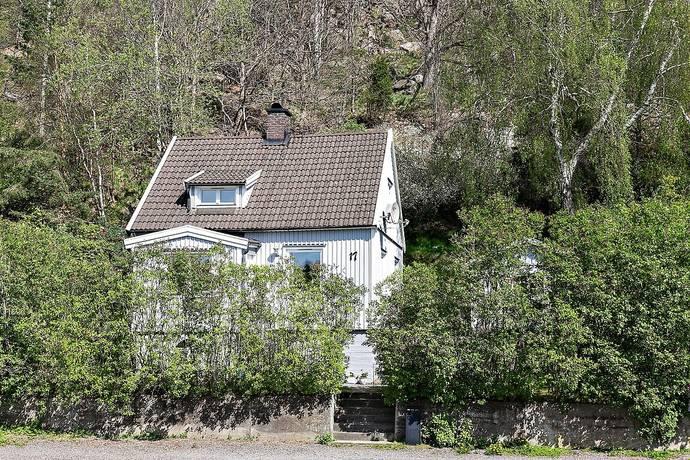 Bild: 4 rum villa på Gamla Riksvägen 17, Mölndals kommun Kållered