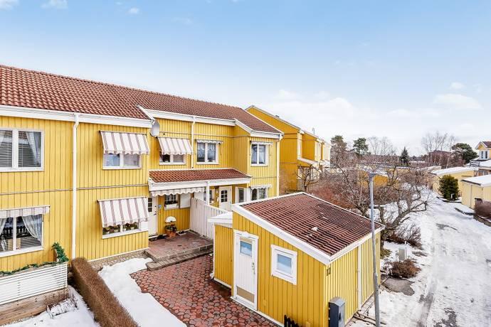 Bild: 4 rum radhus på Saltstigen 12, Upplands-Bro kommun Kungsängen / Tibble