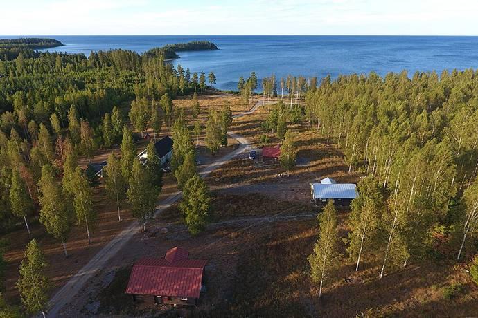 Bild: 3 rum fritidshus på Ölserud, Bockstensviken, Värmlandsnäs, Säffle kommun Ölserud