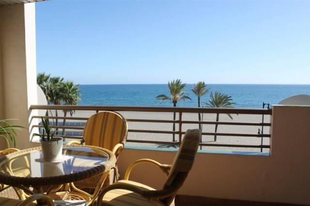 Bild: 4 rum bostadsrätt på Lägenhet i Estepona, Málaga, Spanien Estepona