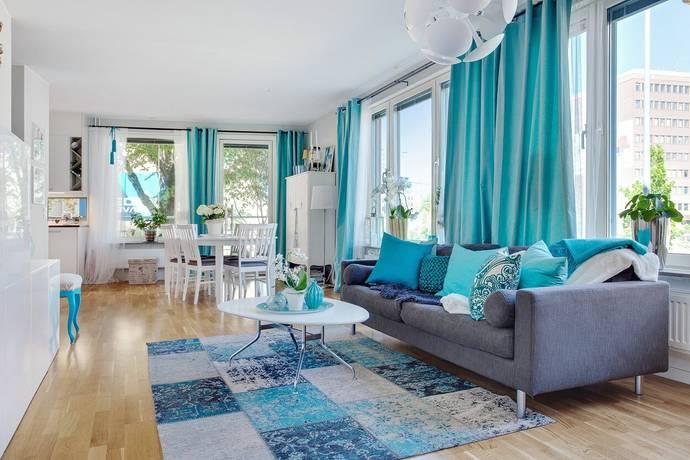 Bild: 3 rum bostadsrätt på Sickla Allé 1, 1tr, Nacka kommun Sickla