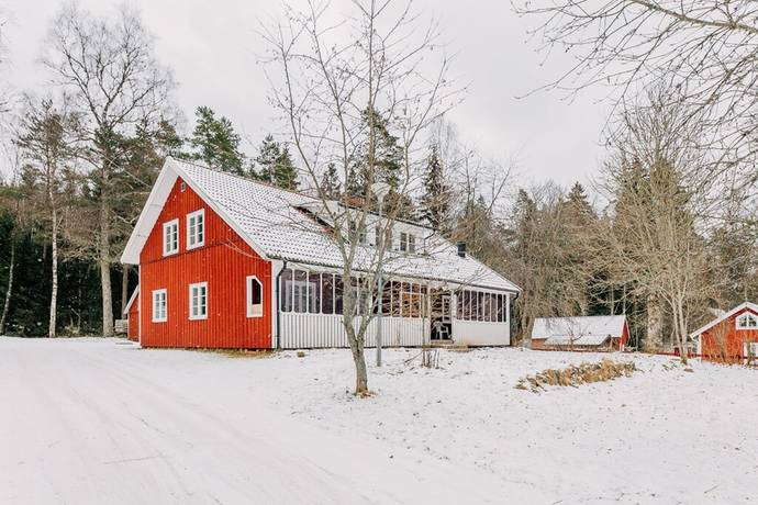 Bild: 6 rum villa på Härja Kungslund, Tidaholms kommun