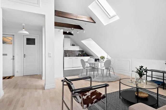 Bild: 2 rum bostadsrätt på Spångavägen 138, HÖGST UPP, Stockholms kommun Bromma Kyrka