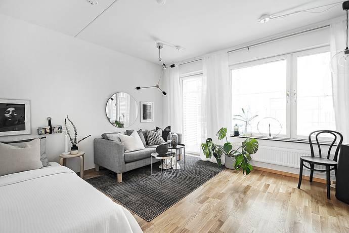 Bild: 1 rum bostadsrätt på Götalandsvägen 211A, vån 1, Stockholms kommun Älvsjö