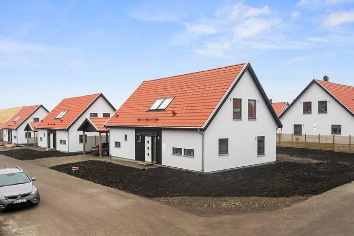 Bild: 6 rum villa på Gräddögatan 30, Helsingborgs kommun Rydebäck