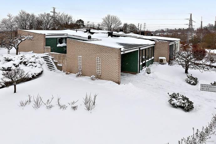 Bild: 5 rum radhus på Backabovägen 48D, Karlskrona kommun Backabo