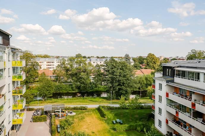 Bild: 2 rum bostadsrätt på Ringgatan 2 A, Uppsala kommun Luthagen