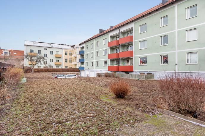Bild: 2 rum bostadsrätt på Hallströmsgatan 14, Västerviks kommun Östermalm