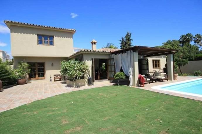 Bild: 5 rum villa på Mysig villa till ett kanonpris, Spanien Marbella - El Paraiso