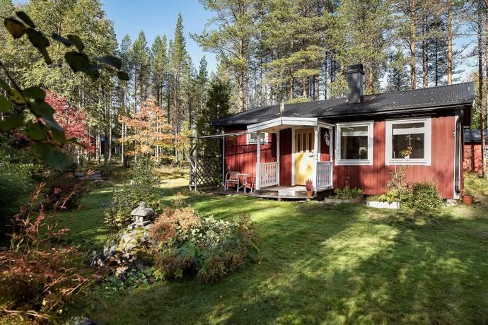 Bild: 2 rum fritidshus på Ratuvik 130, Robertsfors kommun Bygdeå