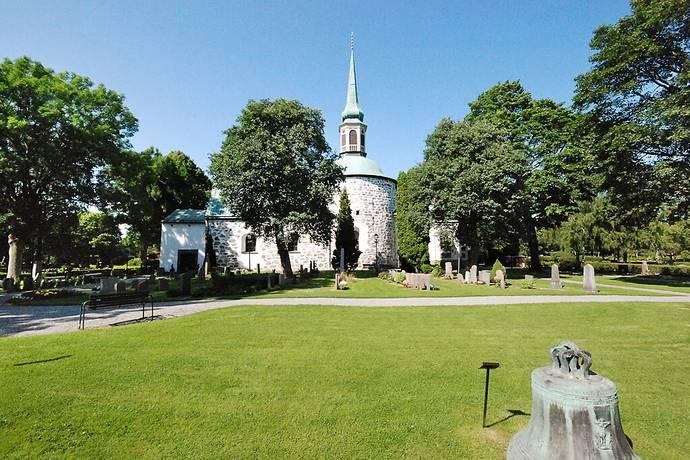 Bild: 1 rum bostadsrätt på Lillskogen 36, Stockholms kommun Bromma Kyrka