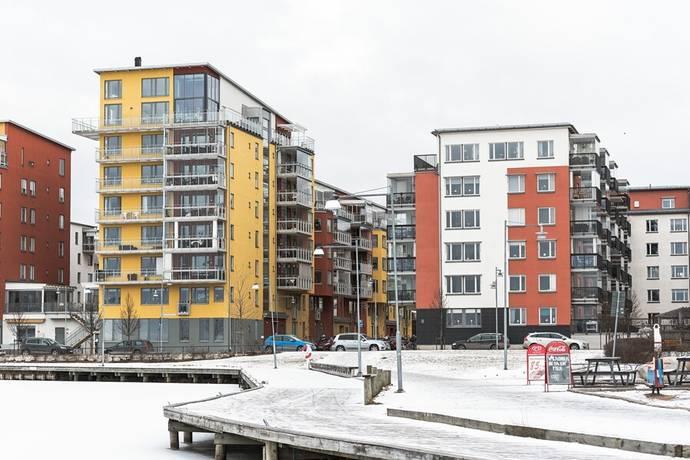 Bild: 2 rum bostadsrätt på Klyvargatan 2, Västerås kommun Öster Mälarstrand