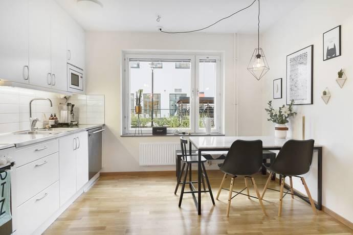 Bild: 2 rum bostadsrätt på Askängsbacken 48, Stockholms kommun Bromma / Mariehäll