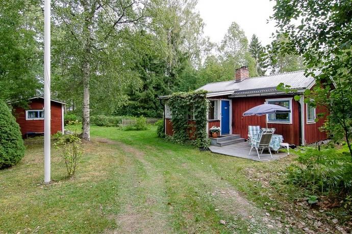 Bild: 2 rum fritidshus på Hästhagen 25, Sandvikens kommun Öjaren