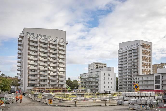 Bild: 2 rum bostadsrätt på Stenkvistavägen 10, Stockholms kommun Högdalen- Bandhagen