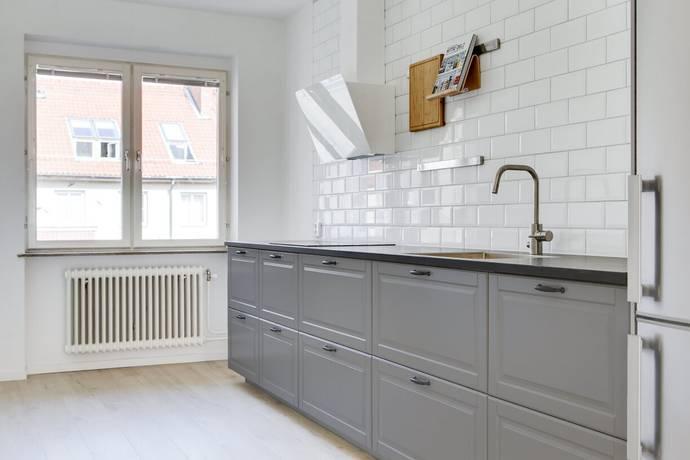 Bild: 3 rum bostadsrätt på Trelleborgsgatan 20 A, Malmö kommun Nobel / Folkets Park