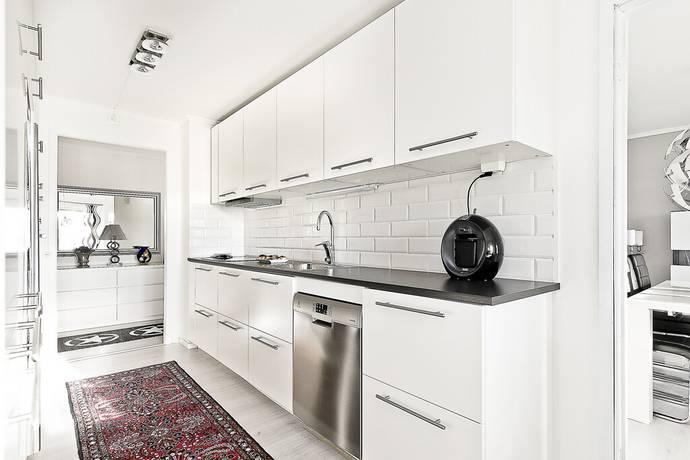 Bild: 3 rum bostadsrätt på Sturegatan 26, Helsingborgs kommun Högaborg