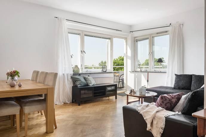 Bild: 3 rum bostadsrätt på Södra Esplanaden 5 A, Lunds kommun Centrum