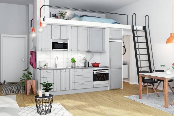 Bild: 1 rum bostadsrätt på Östra Kasernvägen, Vaxholms kommun Brf Oxdjupet - Rindö Hamn