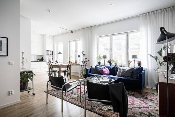 Bild: 2 rum bostadsrätt på Årgångsgatan 5, Stockholms kommun Liljeholmskajen