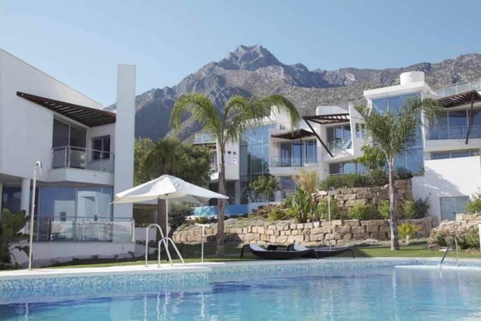 Bild: 3 rum radhus på Costa del Sol, Marbella, Spanien