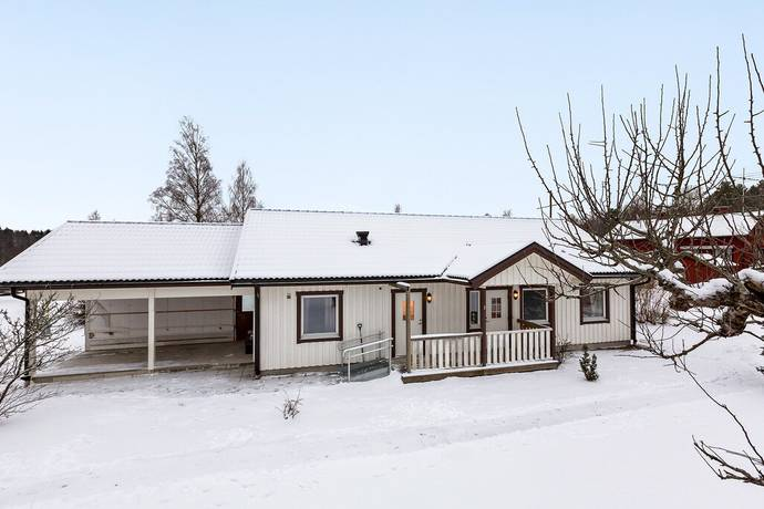 Bild: 4 rum villa på Bryggarvägen 1, Askersunds kommun Åmmeberg